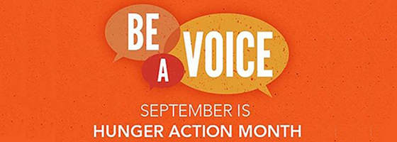 Learn more about Maryland's Hunger Action Month