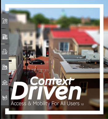 Context Driven Cover Page