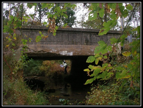 MD 298 Bridge over Mill Creek, Worton