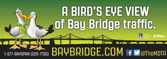 Check Bay Bridge traffic before you head to the beach
