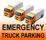 Emergency Truck Parking