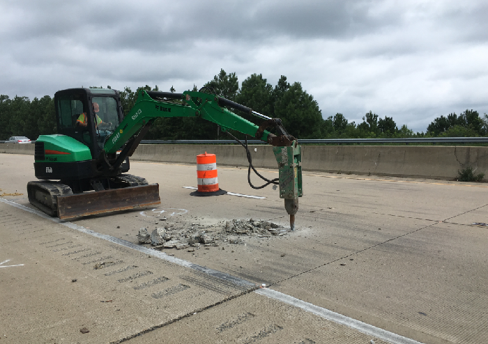 For The Safety Of The Traveling Public We Closed Both Lanes Began Immediate Repairs And Are Detouring Traffic Said Mdot Sha District Engineer Jay