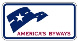 Americas Scenic Byway sign