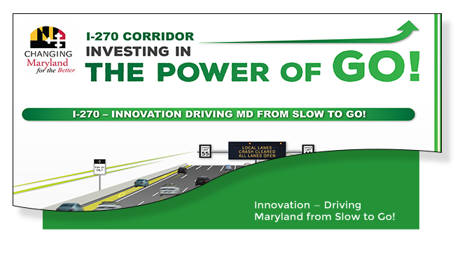 Innovation Driving Maryland from Slow to Go